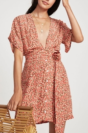 Faithfull The Brand St Lucia Dress - Front cropped