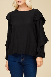 Staccato All Ruffled Up Top - Side cropped