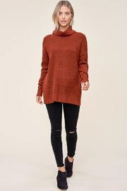 Staccato Autumn Leaves Sweater - Product Mini Image
