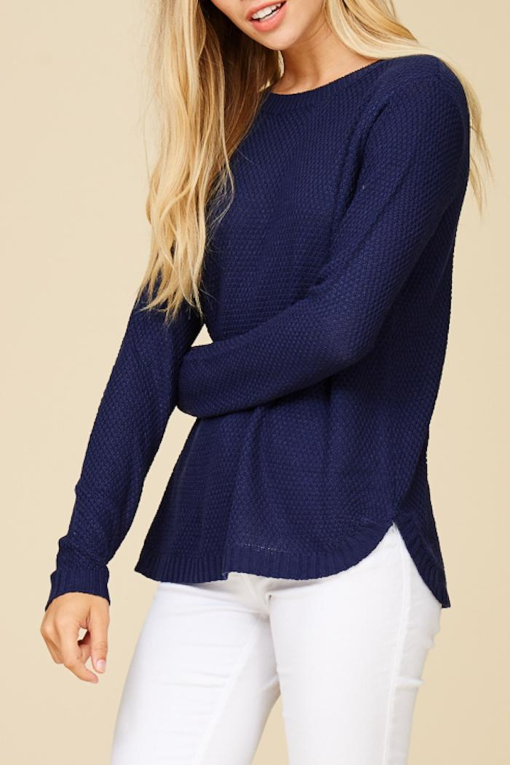 Staccato Back To Basic Top - Front Full Image