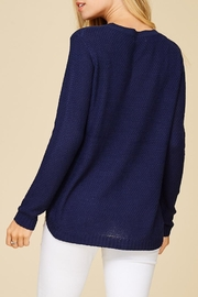 Staccato Back To Basic Top - Back cropped
