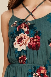 Staccato Basket Of Roses - Back cropped