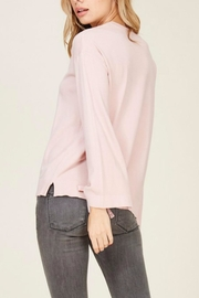 Staccato Bell Tie Sleeve - Side cropped