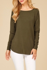 Staccato Boatneck Sweater - Product Mini Image