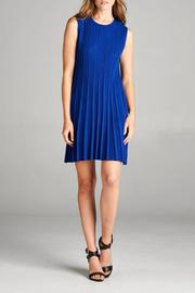 Staccato Brie Crimped Dress - Product Mini Image