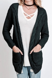 Staccato Chunky Cardigan - Product Mini Image