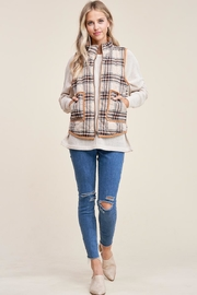Staccato Cozy Cabin Vest - Front cropped