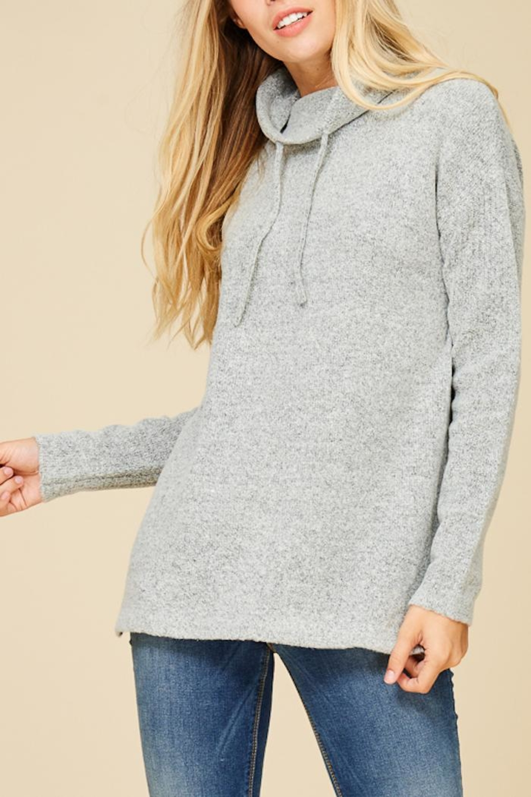 Staccato Cuddle Me Softly Sweater - Front Full Image