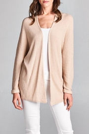 Staccato Dolman Sleeve Cardigan - Product Mini Image
