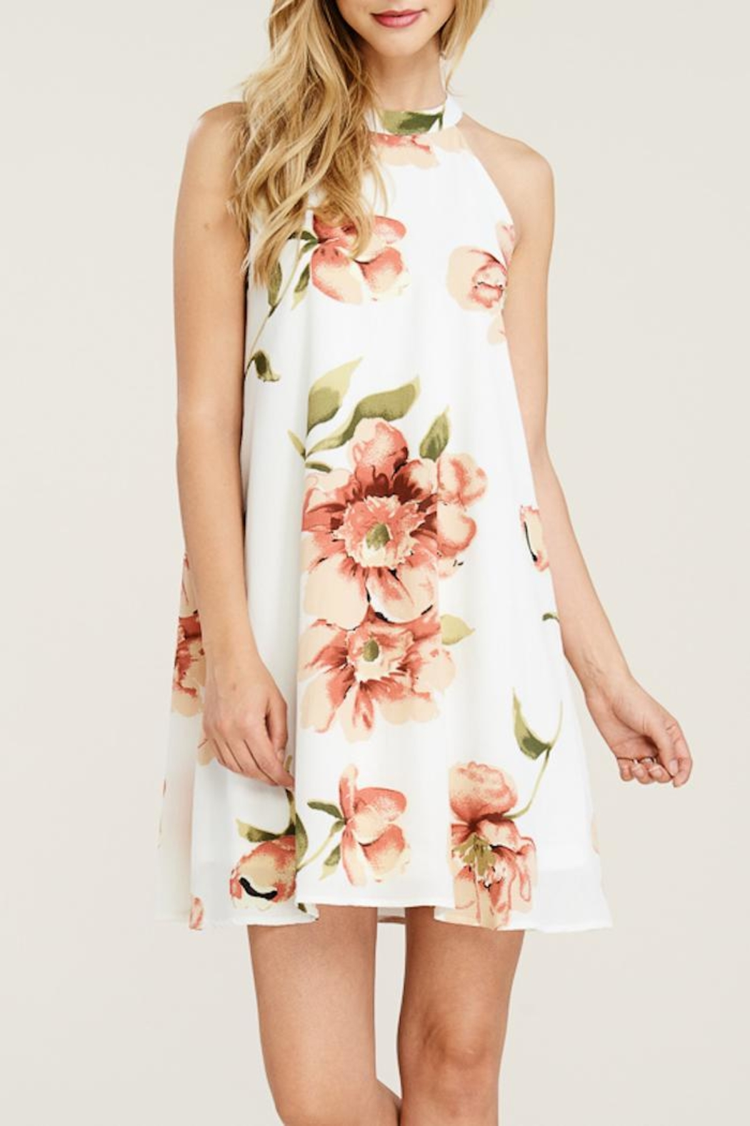 Staccato Floral Daydreams - Front Full Image