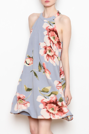 Staccato Floral Dress - Product Mini Image