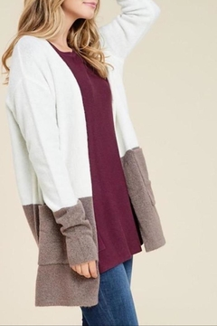 Staccato Fuzzy Wuzzy Cardi - Alternate List Image