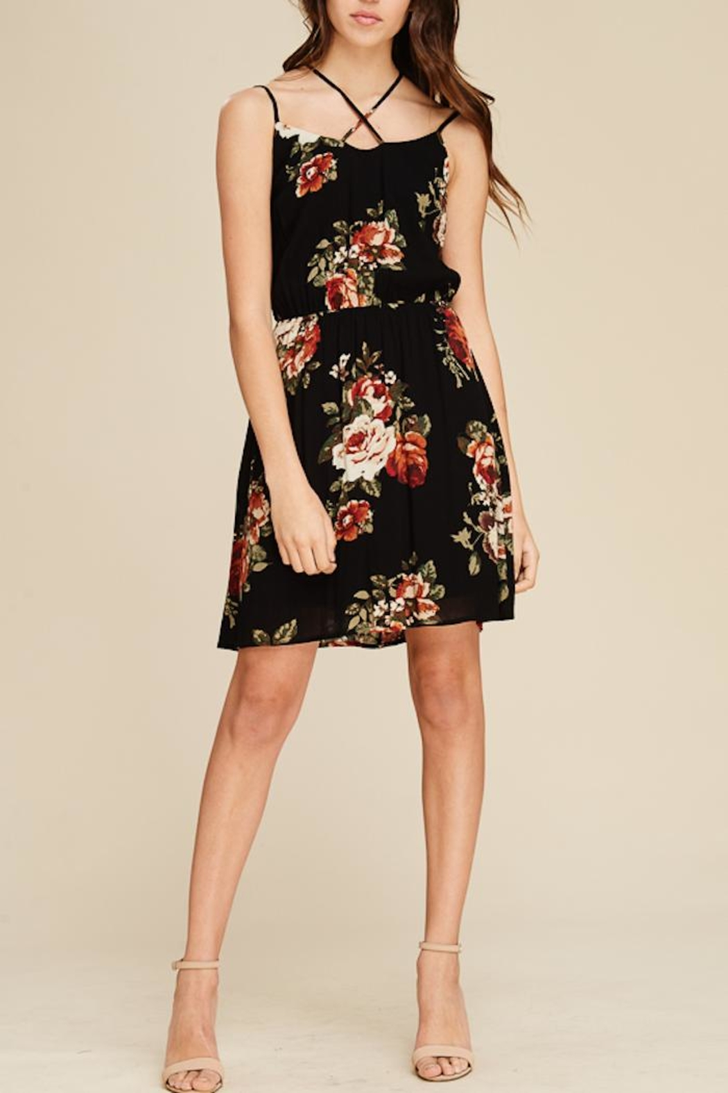 Staccato Garden Party Dress - Main Image
