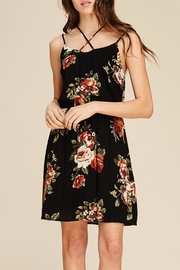 Staccato Garden Party Dress - Front full body