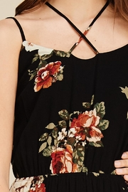 Staccato Garden Party Dress - Back cropped