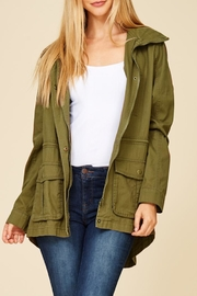 Staccato Hidden Patches Jacket - Side cropped