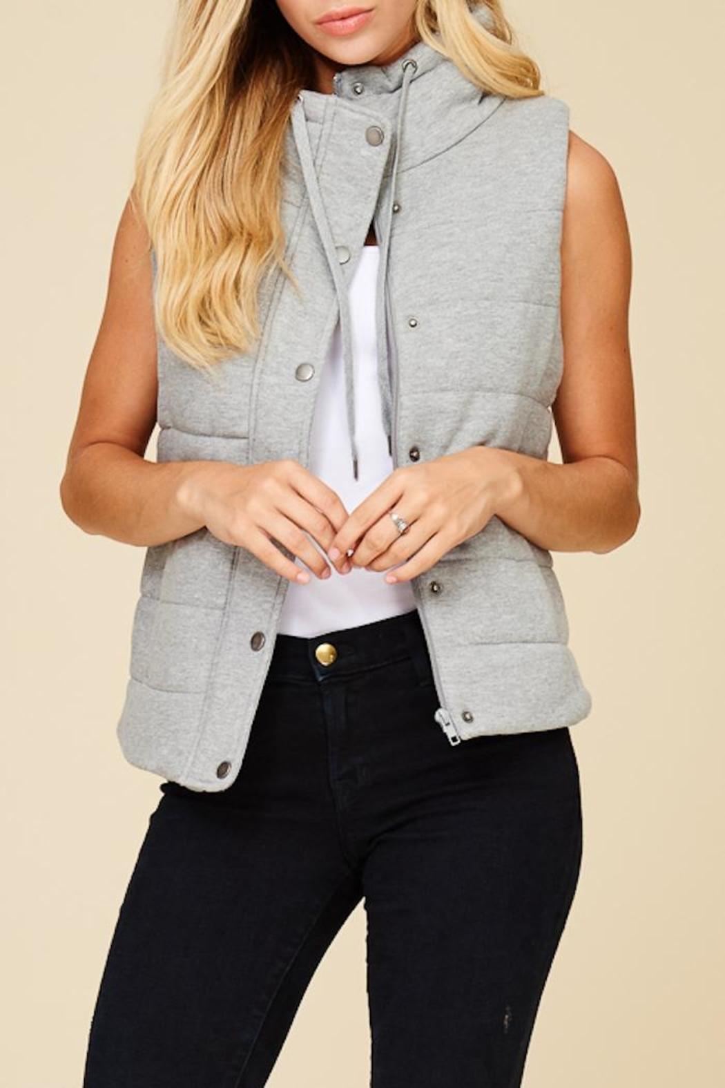 Staccato Hitting The Trail Vest - Side Cropped Image