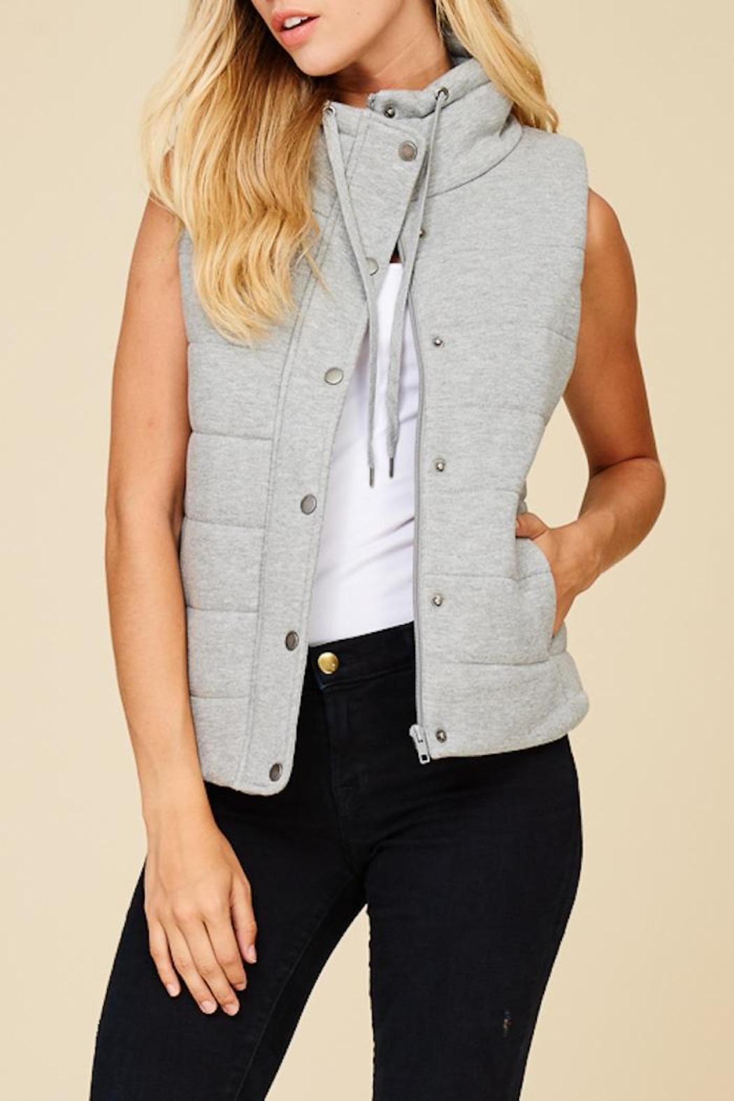 Staccato Hitting The Trail Vest - Front Full Image