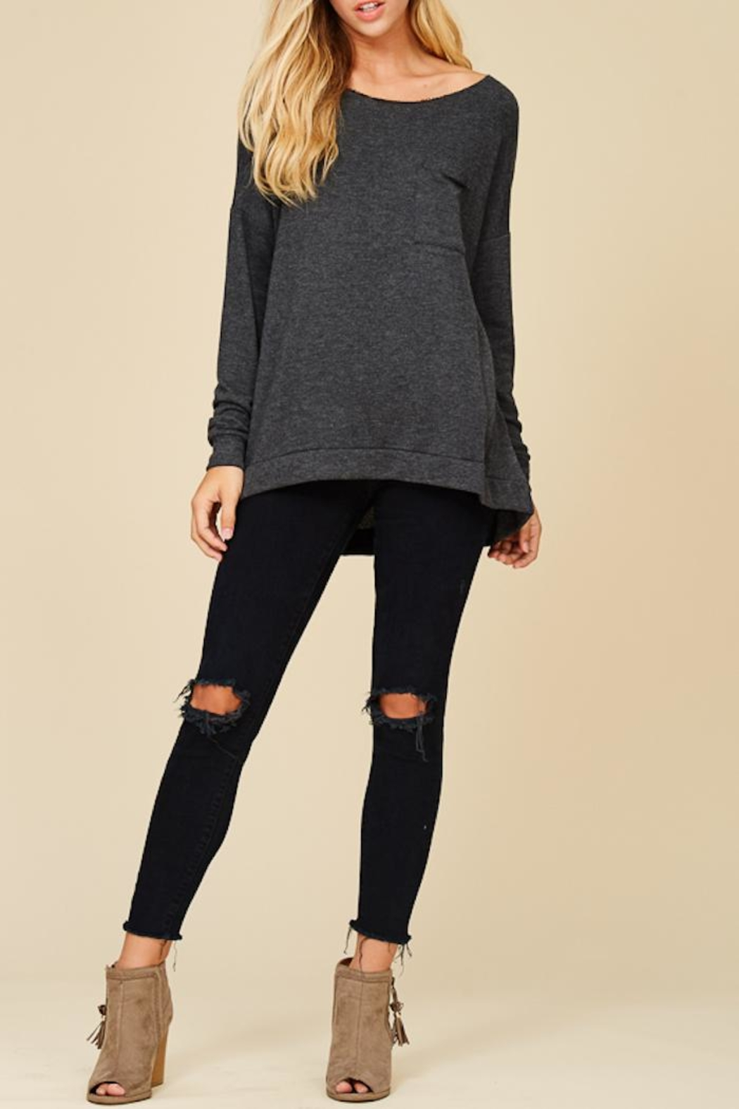 Staccato Keep It Casual Sweater - Main Image