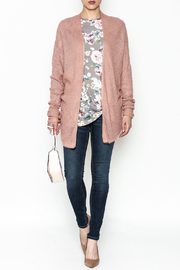 Staccato Open Front Cardigan - Side cropped