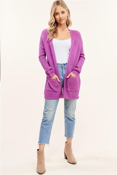 Staccato Open Up Cardigan - Product List Image