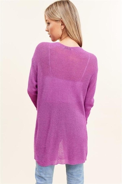 Staccato Open Up Cardigan - Alternate List Image
