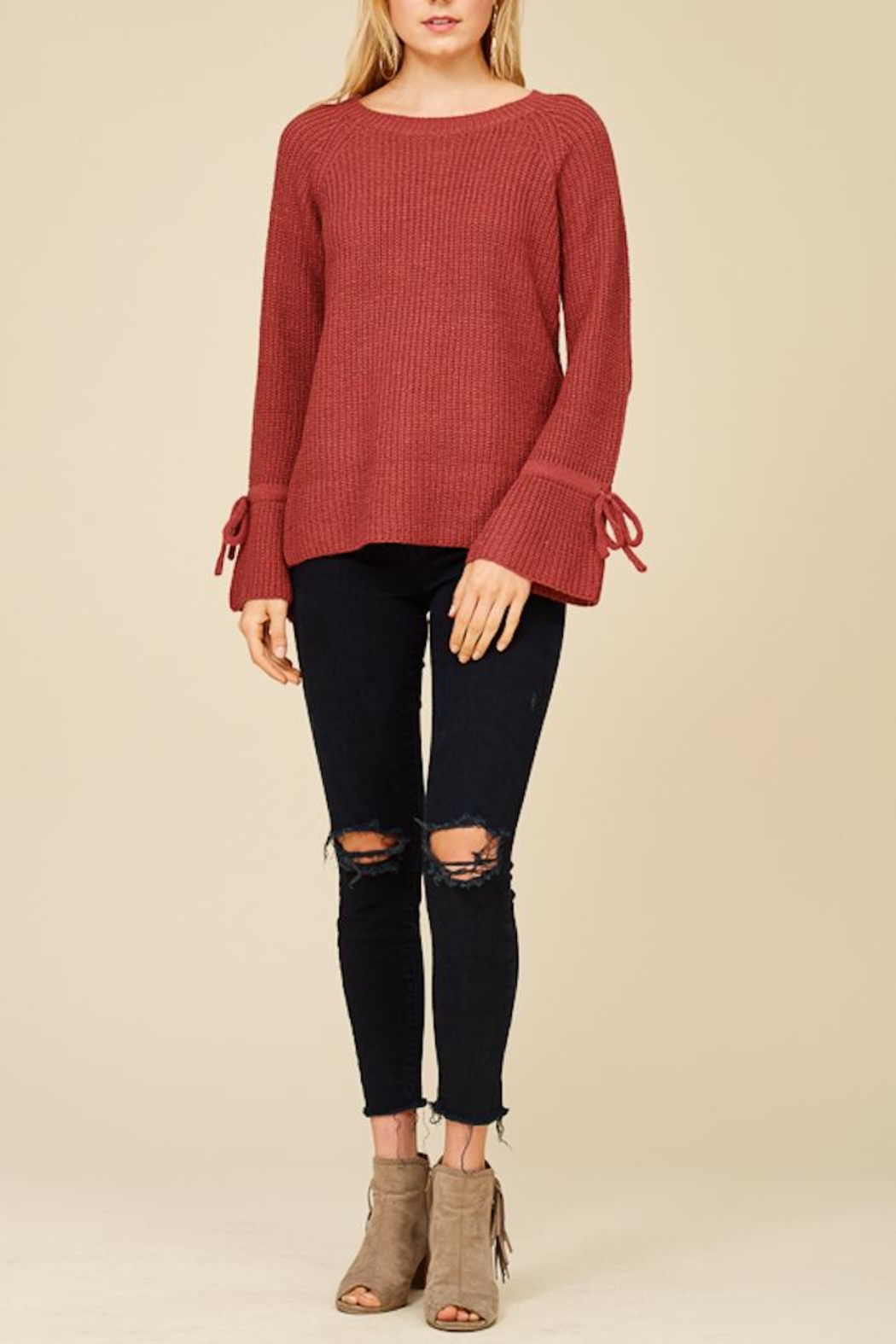 Staccato Ring The Bell Top - Front Full Image