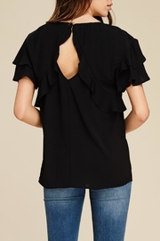 Staccato Ruffle To It - Back cropped