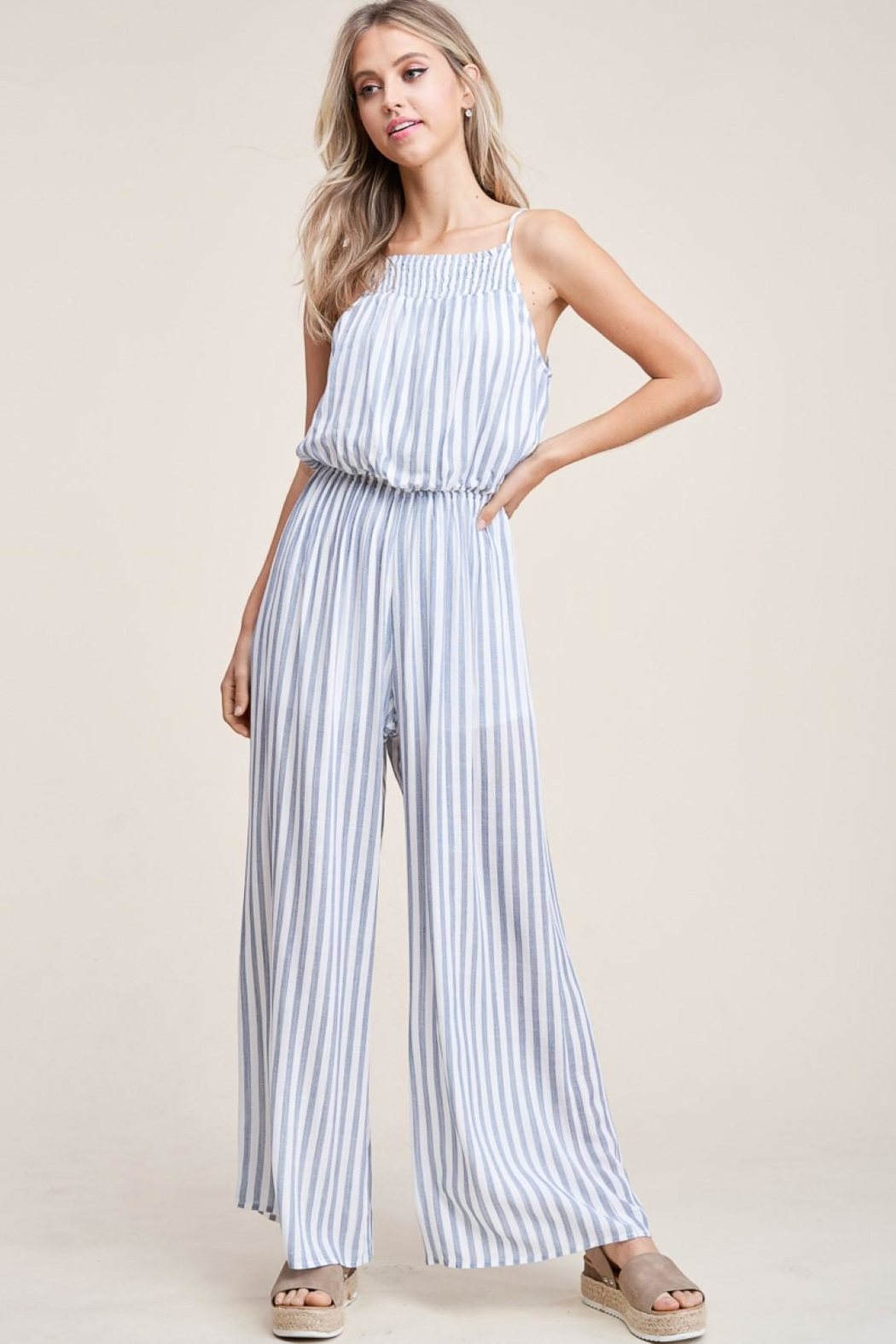 Staccato Hey Sailor  Jumpsuit - Main Image