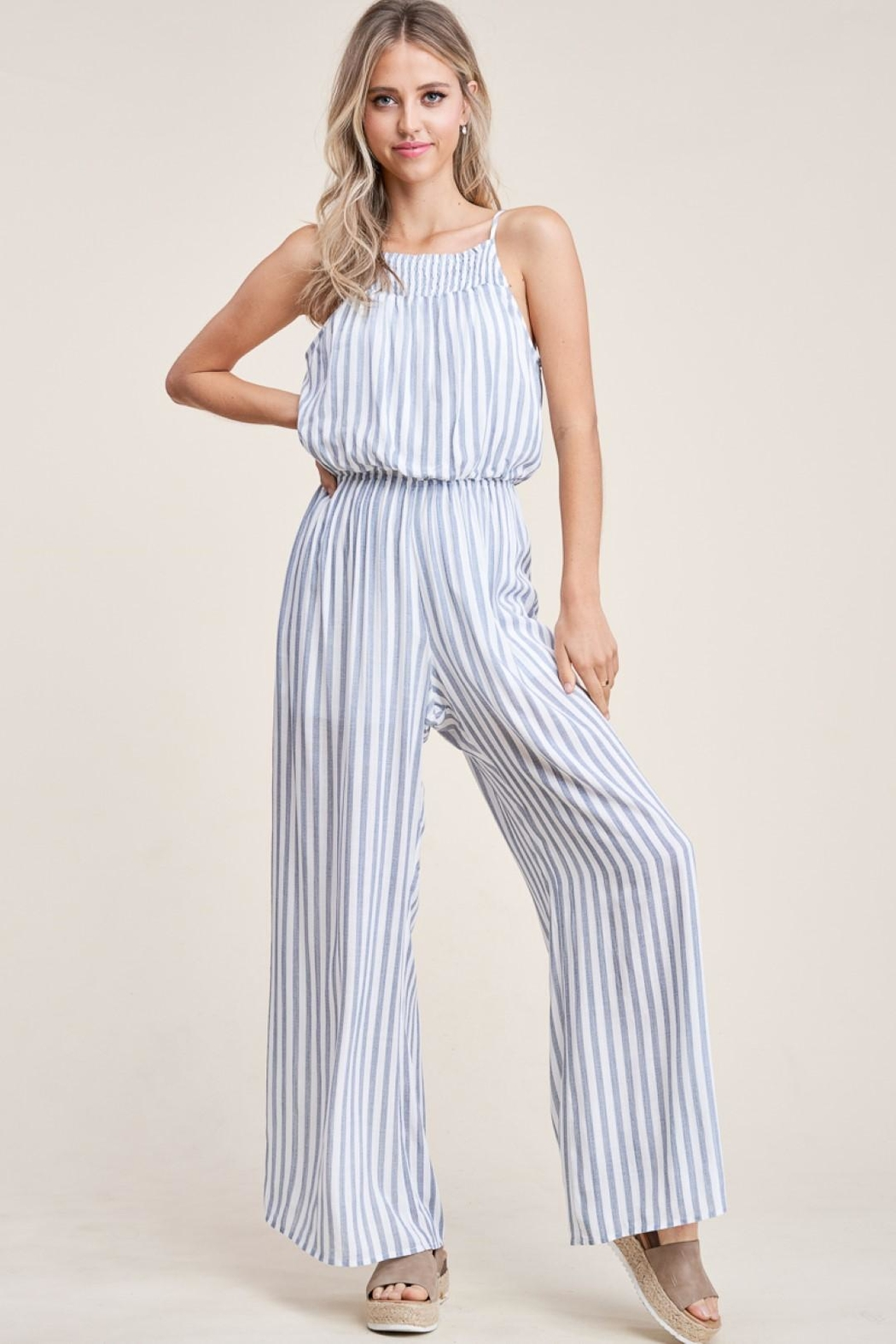 Staccato Hey Sailor  Jumpsuit - Front Full Image