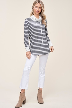 Staccato Saturday Stripes Top - Product List Image