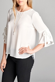 Staccato Simple Romance Top - Product Mini Image