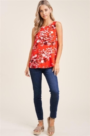 Staccato Spring Blooms Top - Product Mini Image