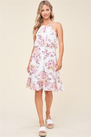 Staccato Spring Mix Dress - Product Mini Image