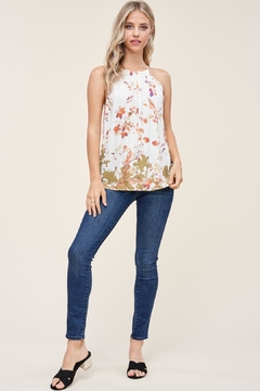 Staccato Spring Time Tank - Product List Image