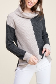 Staccato Stitch Me Up Sweater - Product Mini Image