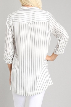 Staccato Striped Blouse - Alternate List Image