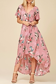 Staccato The Ani Maxi Dress - Front cropped