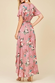 Staccato The Ani Maxi Dress - Back cropped