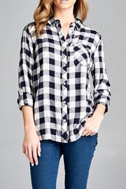 Staccato The Jessica Plaid - Product Mini Image