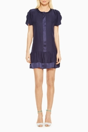 Parker Stacey Silk Dress - Product Mini Image