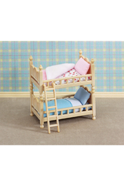 Calico Critters Stack And Play Bunk Beds - Front full body