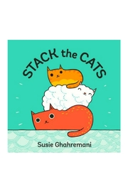 Abrams Books Stack The Cats - Product Mini Image