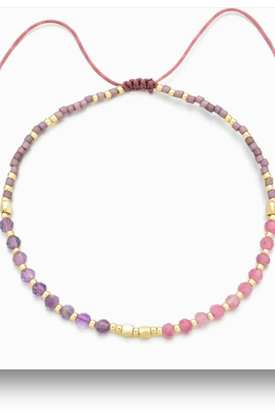 Kindred Row Stacking Bracelet - Front Cropped Image