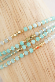 Kindred Row Stacking Bracelet - Front cropped