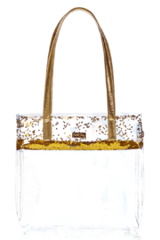 Packed Party Stadium Tote Bag - Front cropped