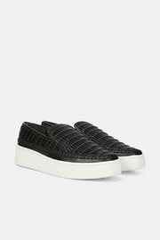 Vince Stafford Woven Sneaker - Front full body