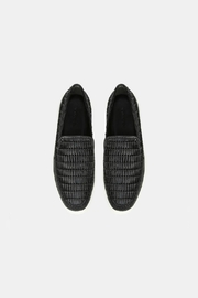 Vince Stafford Woven Sneaker - Back cropped