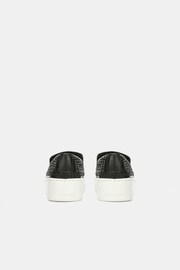 Vince Stafford Woven Sneaker - Side cropped