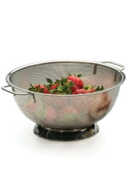 Bekah Kate's (Kitchen, Kids & Home) Stainless 5qt Colander - Product Mini Image